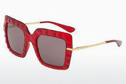 Ophthalmics Dolce & Gabbana DG6111 31477N - Transparent, Red