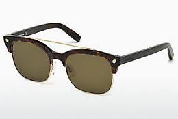 Ophthalmics Dsquared DQ0207 52K - Brown, Havanna
