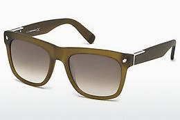 Ophthalmics Dsquared DQ0212 46P - Brown, Bright, Matt
