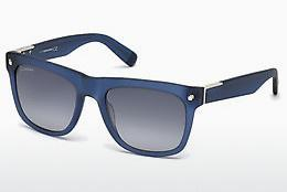 Ophthalmics Dsquared DQ0212 91W - Blue