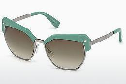Ophthalmics Dsquared DQ0253 93P - Green, Bright, Shiny