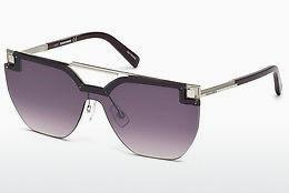 Ophthalmics Dsquared DQ0275 16T - Silver, Shiny, Grey
