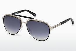 Ophthalmics Dsquared DQ0283 14C - Grey, Shiny, Bright