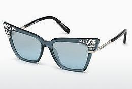 Ophthalmics Dsquared DQ0293 84X - Blue, Azure, Shiny