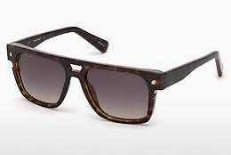 Ophthalmics Dsquared DQ0294 52B - Brown, Dark, Havana