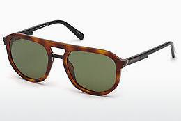 Ophthalmics Dsquared DQ0296 52N - Brown, Dark, Havana