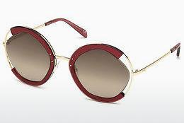Ophthalmics Emilio Pucci EP0073 72K - Gold, Rosa
