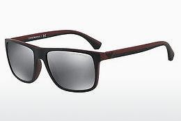 Ophthalmics Emporio Armani EA4033 56146G - Black, Red