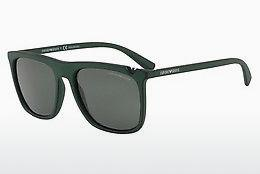 Ophthalmics Emporio Armani EA4095 55999A - Green, Black
