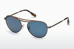 Ophthalmics Ermenegildo Zegna EZ0103 35V - Bronze, Bright, Matt