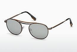 Ophthalmics Ermenegildo Zegna EZ0104 35V - Bronze, Bright, Matt