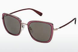 Ophthalmics Escada SES909 96DX - Red, Transparent