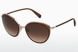 Ophthalmics Escada SES910 0Z53 - Brown, Transparent