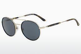 Ophthalmics Giorgio Armani AR6056J 301387 - Blue, Brown, Havanna, Gold