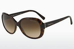 Ophthalmics Giorgio Armani AR8047 502613 - Brown, Havanna
