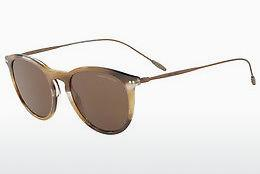 Ophthalmics Giorgio Armani AR8108 566073 - Brown, Havanna