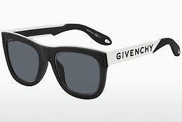 Ophthalmics Givenchy GV 7016/N/S 80S/IR - Black, White