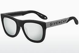 Ophthalmics Givenchy GV 7016/N/S BSC/T4 - Black, Silver