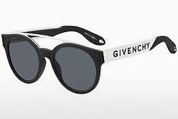 Ophthalmics Givenchy GV 7017/N/S 80S/IR - Black, White
