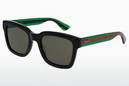 Ophthalmics Gucci GG0001S 002 - Black