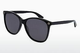 Ophthalmics Gucci GG0024S 001 - Black
