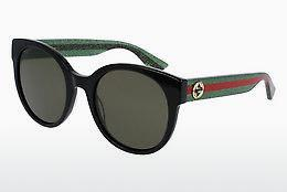 Ophthalmics Gucci GG0035S 002 - Black