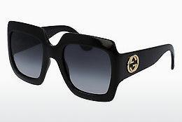 Ophthalmics Gucci GG0053S 001 - Black