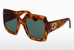Ophthalmics Gucci GG0053S 002 - Brown, Havanna