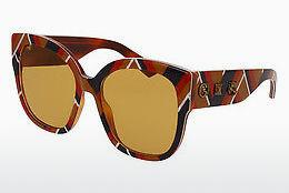 Ophthalmics Gucci GG0059S 003 - Brown, Multi-coloured