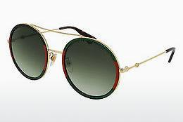 Ophthalmics Gucci GG0061S 008 - Gold