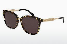 Ophthalmics Gucci GG0073SK 002 - Brown, Havanna