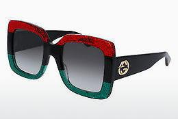 Ophthalmics Gucci GG0083S 001 - Red