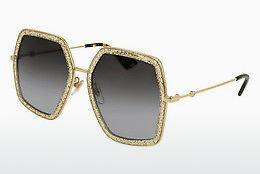 Ophthalmics Gucci GG0106S 005 - Gold