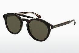 Ophthalmics Gucci GG0124S 002 - Brown, Havanna