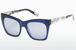 Ophthalmics Guess by Marciano GM0759 84X - Blue, Azure, Shiny