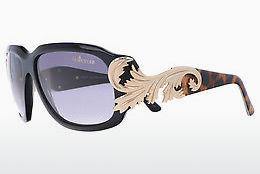 Ophthalmics Harald Glööckler DUBAI DREAMS (HG 817 002) - Black, Leopard