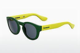 Ophthalmics Havaianas TRANCOSO/M QPN/9A - Green, Yellow