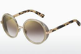 Ophthalmics Jimmy Choo ANDIE/S J7A/NH - Gold, Pink, Brown, Havanna