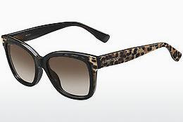 Ophthalmics Jimmy Choo BEBI/S PUE/J6 - Leopard, Brown