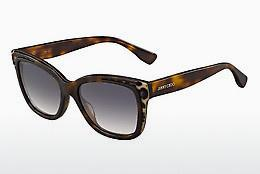Ophthalmics Jimmy Choo BEBI/S PUU/9C - Leopard, Brown, Havanna