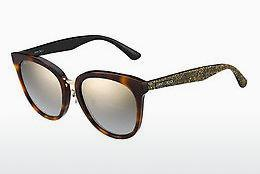 Ophthalmics Jimmy Choo CADE/F/S OCY/FQ - Brown, Havanna