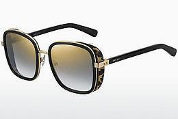 Ophthalmics Jimmy Choo ELVA/S FP3/FQ - Black, Gold, Leopard
