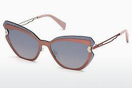 Ophthalmics Just Cavalli JC833S 72C - Gold, Rosa