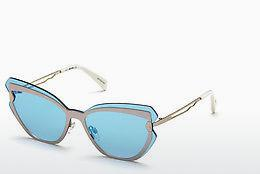 Ophthalmics Just Cavalli JC833S 84X - Blue, Azure, Shiny