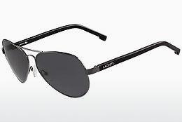 Ophthalmics Lacoste L163SP 033 - Gunmetal