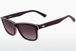 Ophthalmics Lacoste L683S 603 - Red, Brown