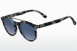 Ophthalmics Lacoste L821S 215 - Blue, Havanna