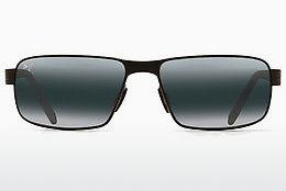 Ophthalmics Maui Jim Castaway 187-02M - Black