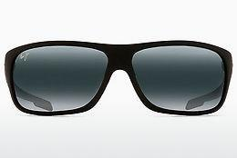Ophthalmics Maui Jim Island Time 237-2M - Black
