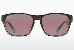 Ophthalmics Maui Jim Mixed Plate R721-01 - Brown